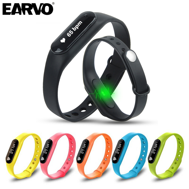 OLED Display Smart Wristband C6 Fitness Bracelet Heart Rate Monitor Sleep Tracker Pedometer Health Clock PK Mi Band 1s Smartband
