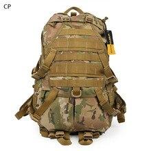 42L Hombres Mochila 1000D Cordura Tela Tactical Hombres Senderismo Bolsas de Deporte Mochila de Caza CL5-0010