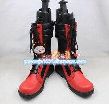 Marvel Comics Deadpool Dead pool Marvel Wade Wilson Legends cos Cosplay Shoes Boots shoe boot  anime Halloween Christmas