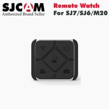 Cheap ! Original SJCAM SJ7 STARA Accessories Waterproof Remote Control Watch WiFi Wrist for SJCAM SJ6 Legend/SJ7 Star/SJ360 Cam