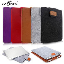 7.9 9.7 inch Universal Wool Felt Tablets Sleeve Bag Case for iPad 1 2 3 4 Mini Air 2 For Samsung Mipad Cover Case Pocket Pouch(China)