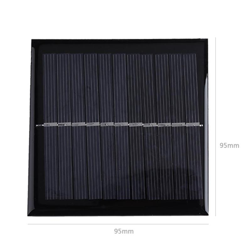 Buy 9V 3W Solar Cell Solar Polycrystalline Panel Module DIY Small Cell Charger For Light Battery Cell Phone Chargers Home Travelling for $2.98 in AliExpress store