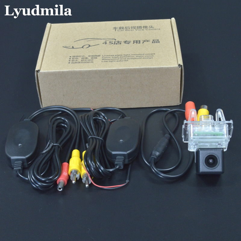 Wireless Camera For Mercedes Benz S Class W221 W222 C217 Rear view Camera Back up Reverse Parking Camera / HD CCD Night Vision Mercedes-Benz A-класс