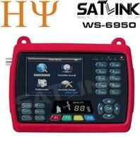 SATLINK WS 6950 DVB S Satlink WS 6950 3.5 Digital Satellite Signal Finder Meter