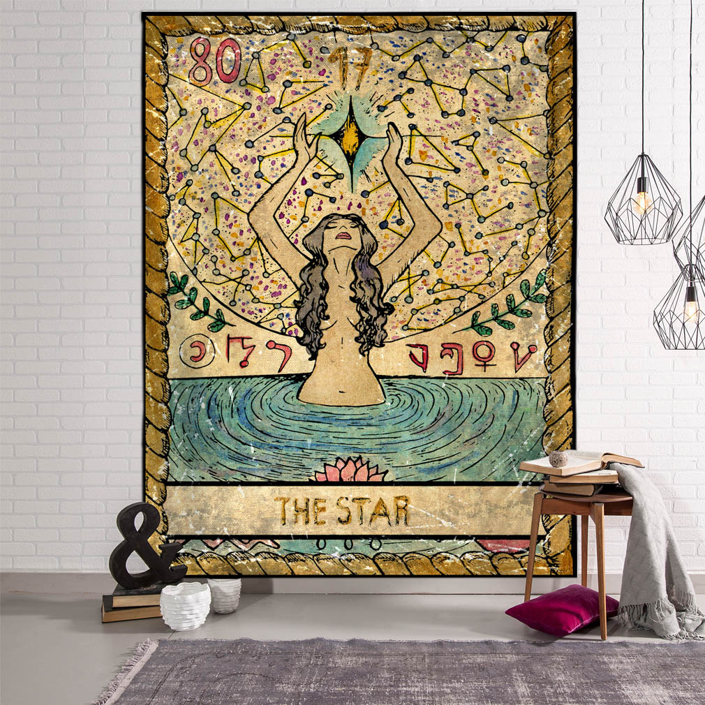 Fashion Tapestry Hippie Bedspread Wall Hanging Beach Towel Indian Yoga Mat Home Wall Decor