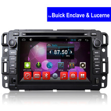 2 Din Touch Screen Car DVD Player for Buick Enclave Lucerne 2008 2009 GPS Navigation Radio Bluetooth TV WIFI Android car stereo