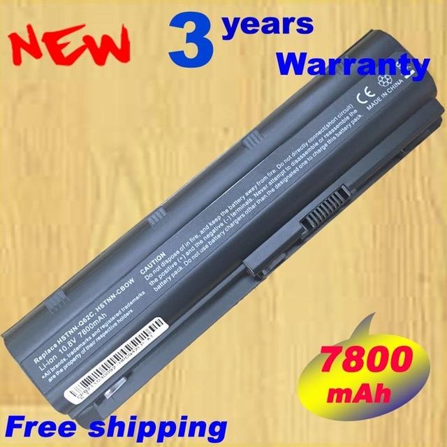 7800mAh Battery for HP Pavilion DV3 DM4 DV5 DV6 DV7 G4 G6 G7 635 ...