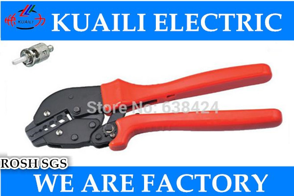 1PCS AP-05H New Generation of Energy Saving Crimping Pliers Capacity 8.1/6.5/5.4/2.6/1.72mm2 For Coaxial Cable  multi tool ferramentas tool vh5 12 new generation of energy saving pliers for aluminum casing 10 7awg 6 8 10mm2