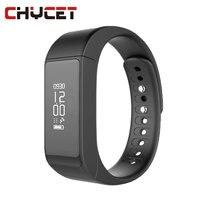 Chycet I5 Artı Akıllı bant Bilezik Bluetooth Spor Tracker Sağlık Bileklik Uyku Monitör Su Geçirmez Çalar Saat Akıllı Izle