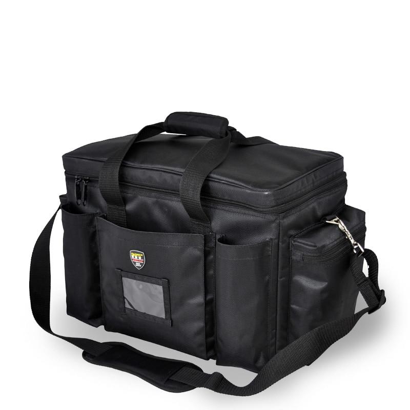 Large Size Multifunctional Heavy Duty Canvas Tool Bag Hardware Tool Shoulder Bag Repair Work Bag