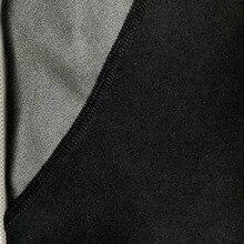 Black Heart Shape PU Leather Leggings