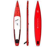 NEW 427*69*15cm AQUA MARINA 2019 RACE inflatable sup stand up paddle board inflatable surf surfboard fast race speed water sport