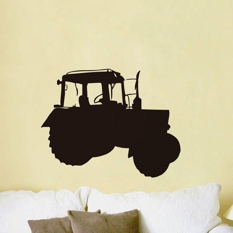 Outstanding Tractor Wall Art Vignette - Wall Art Design ...