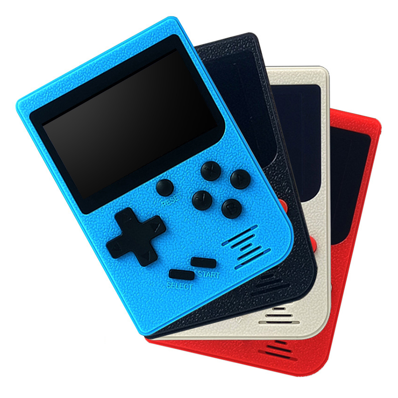 Retro Mini Handheld Game Console 8 Bit 2.4 Inch Color Portable Handeld Game Player Built In 129 Games Video Game Console