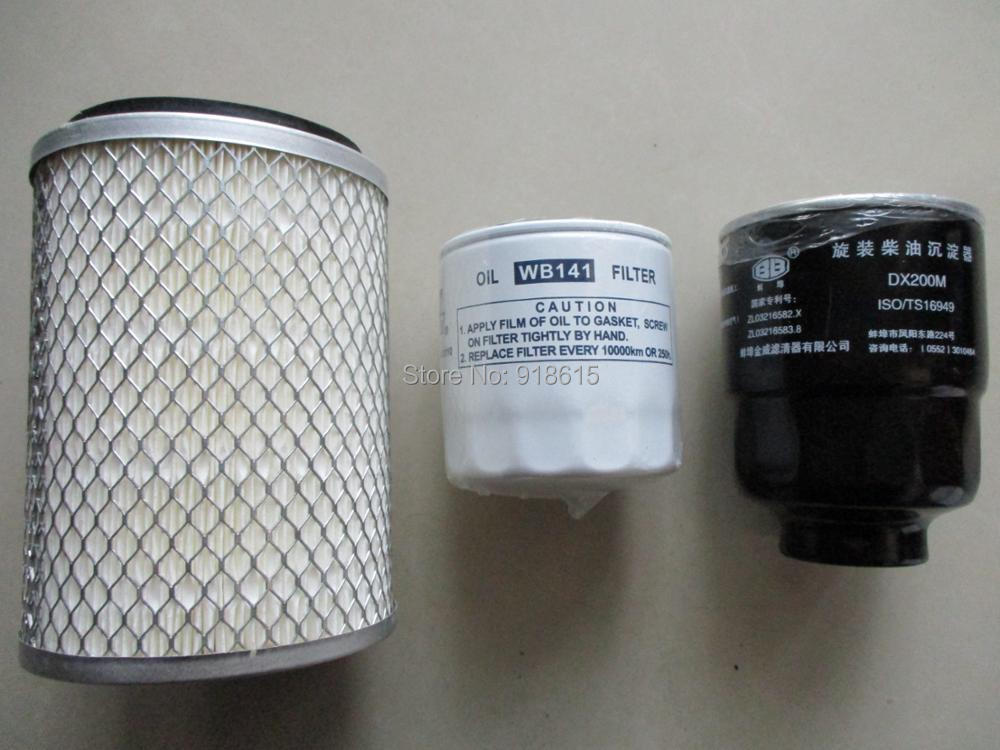 KIPOR KDE30T3-ZT FILTER AIR FILTER FUEL FILTER OIL FILTER KIPOR DIESEL GENERATOR PARTS цена