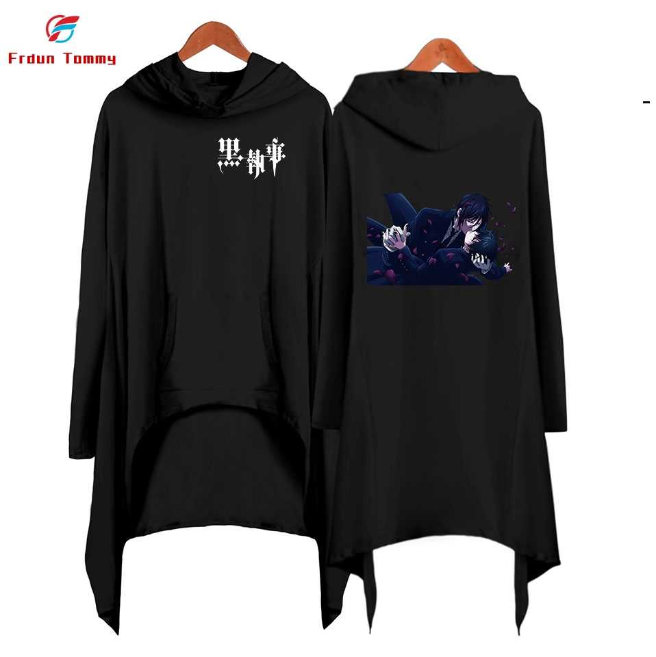 Black Butler 2D Nieuwe stijl Afdrukken Zomer Casual Cool Harajuku Vrouwen Sexy zomer/Lente Kleding 2019 Hot Koop K -pops pop Jurk