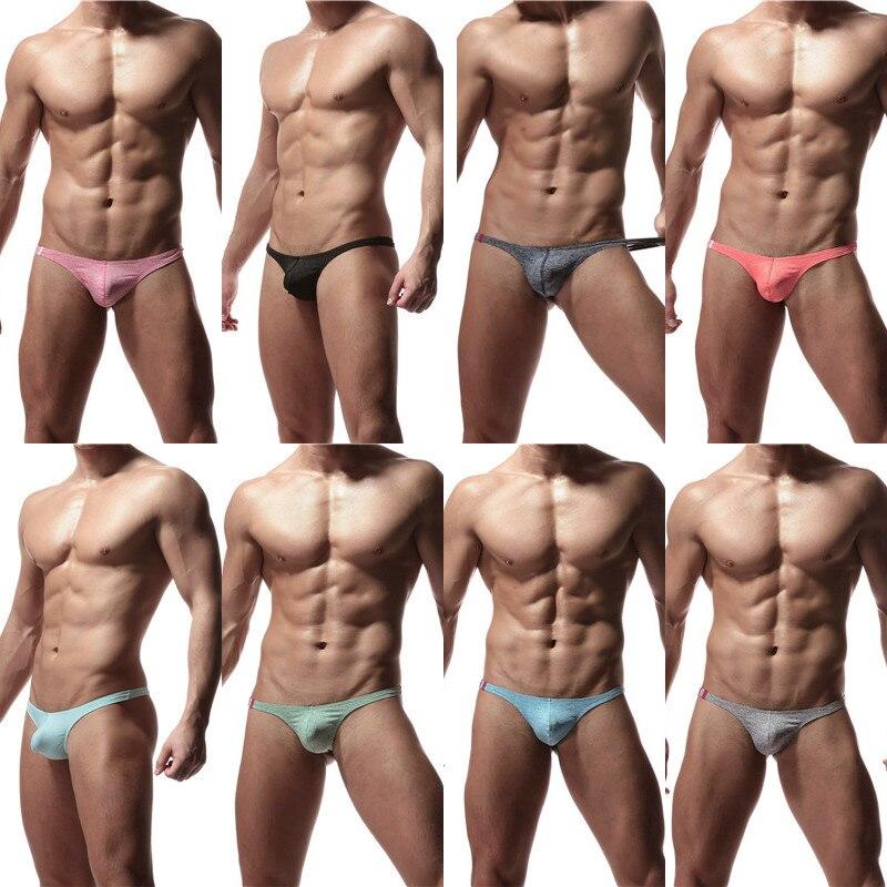 Mens Pineapple On Purple Background Underwear Boxer Briefs Ultra Soft Comfortable