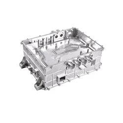 Custom made obróbka CNC 6061 T6 frezowania części montażowych na