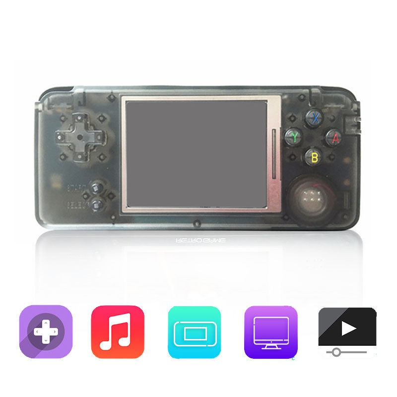 3.0 Inch Retro Handheld Game Console Built-in 1151 Different Games Support For NEOGEO/GBC/FC/CP1/CP2/GB/GBA sanwa button and joystick use in video game console with multi games 520 in 1