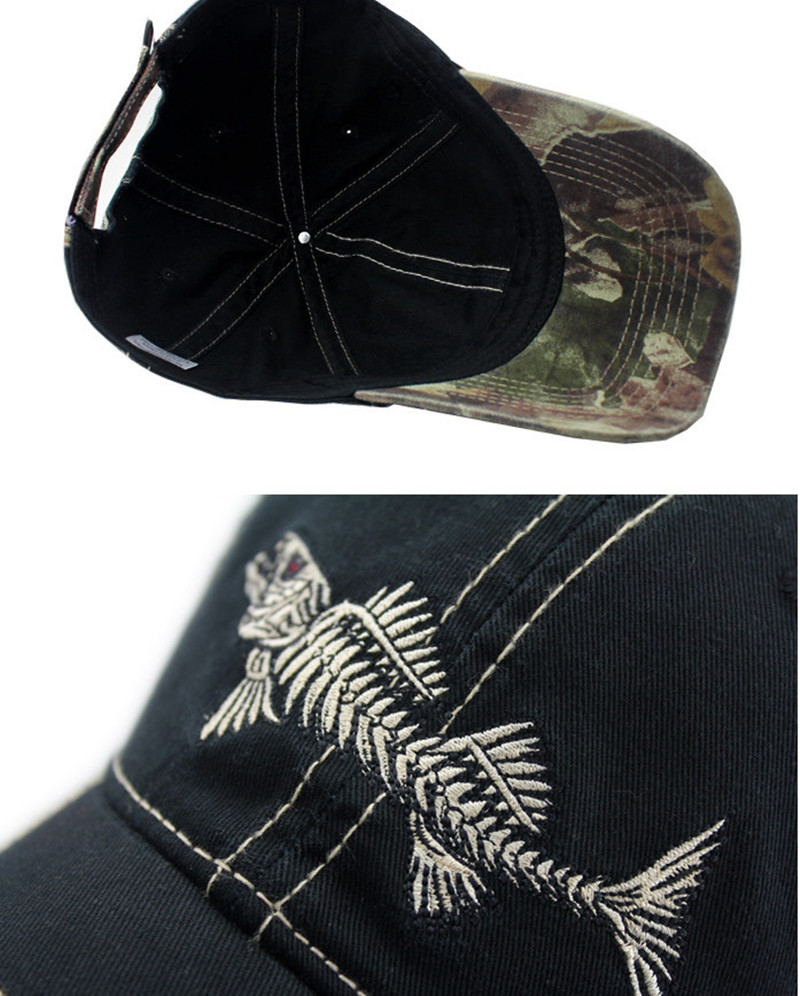 AKIZON Fishing Mens Hats - Baseball Cap Fishing Hat Cotton - Mens ... a16083165550