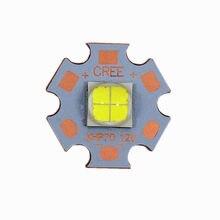 2 шт cree xhp70 30 Вт led 4022lm 6 в/12 в четыре чипа Сварка