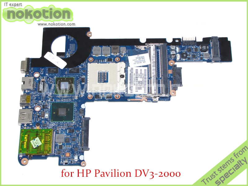 NOKOTION NBW10 LA-4743P SPS 591413-001 For HP Pavilion DV3 DV3-2000 motherboard HM55 ATI Mobility Radeon HD 5430 DDR3 for acer aspire 5710g 5920g 6530g 6920g notebook pc ati mobility radeon hd 3650 hd3650 ddr3 256mb mxm ii graphics video