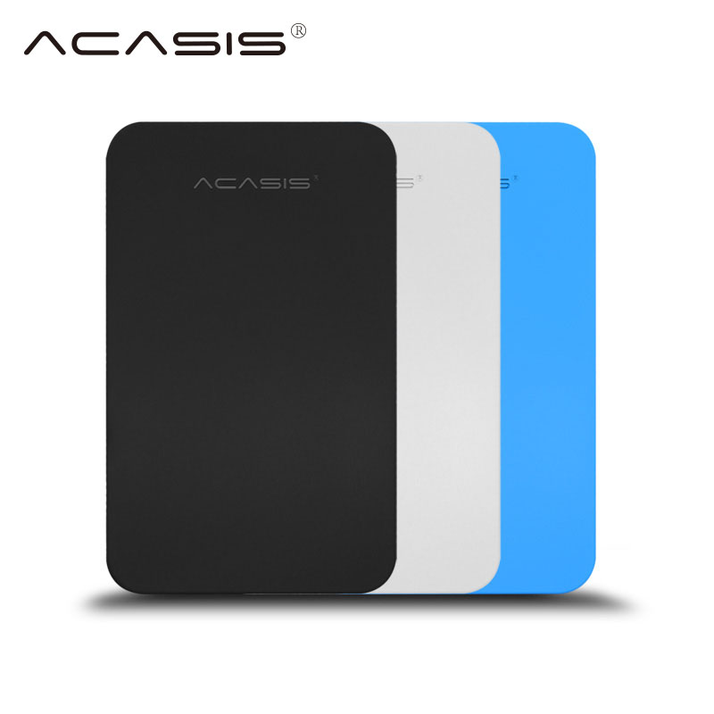 ACASIS USB 3.0 to SATA External for 2.5 inch SSD Slim HDD Enclosure Mobile hard disk Box support 4TB 5Gbps Hard disk cartridge image
