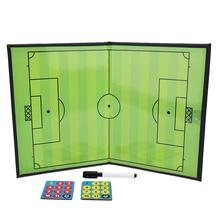 Soccer Tactical Plate Coaching Board Kits