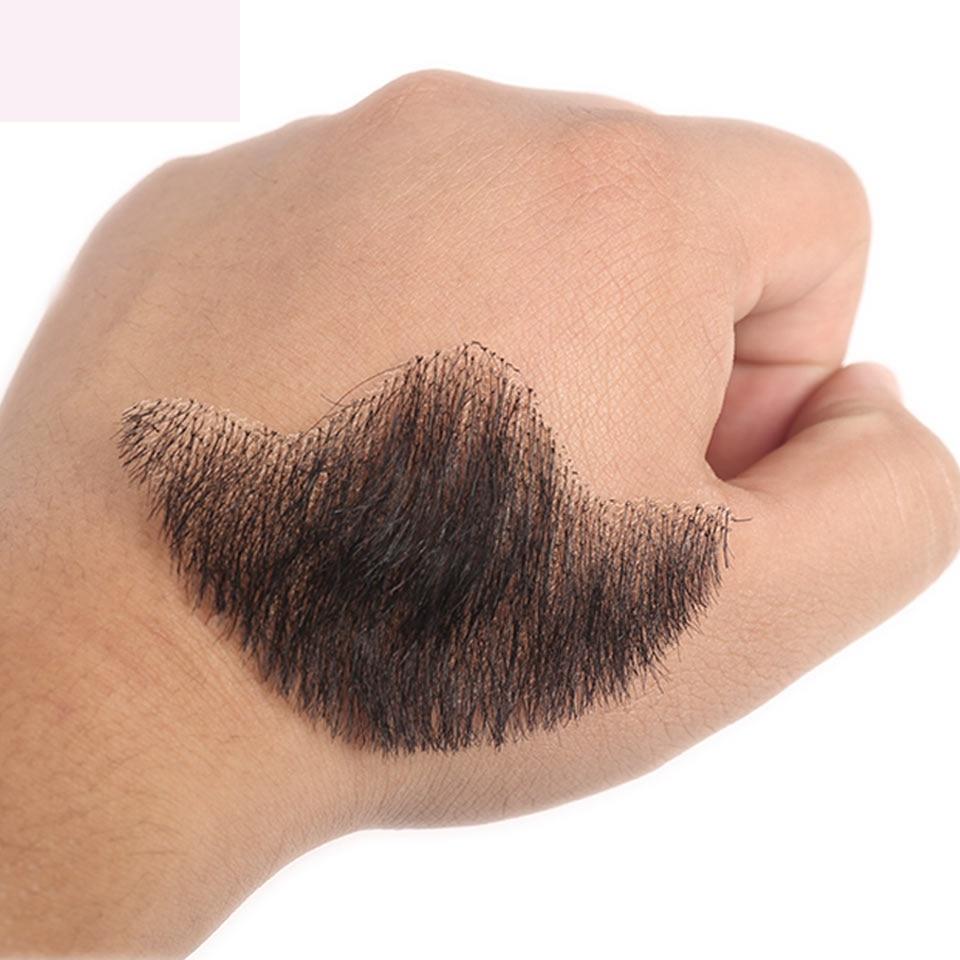 facial cabelo sintético peruca barba produtos