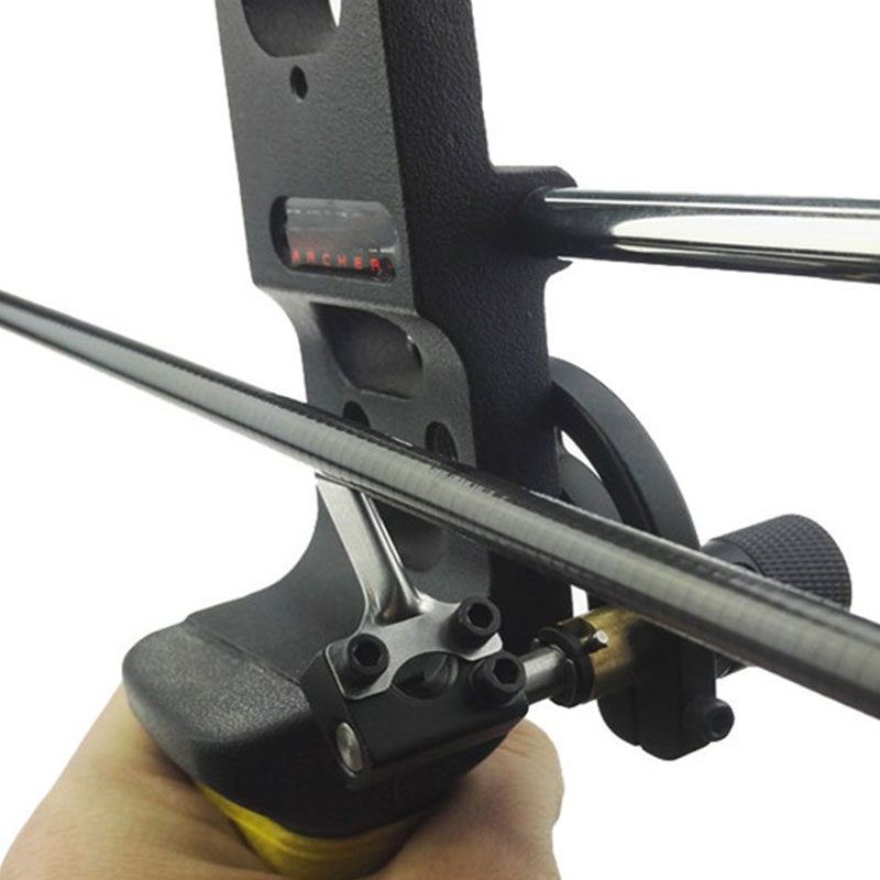 Compound Bow Arrow Rest Left Hand Lh Rh Metal Adjustable