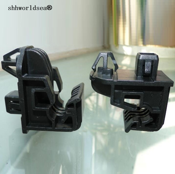 shhworldsea auto clip fastener for Headlamps stents card buckle for nissan