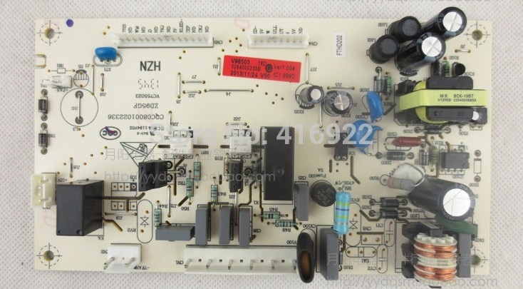 95% new good working 100% tested for  refrigerator motherboard pc board bcd-216st bcd-226sc bcd-226st original on sale 6871qyh036b good working tested