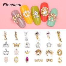 Buy crown nail art decorations and get free shipping on AliExpress.com 82e74b475316