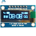 "0.91"" 0.91 Inch Blue OLED Display Module 128x32 SSD1306 SPI Interface Screen For Arduino STM32 51"