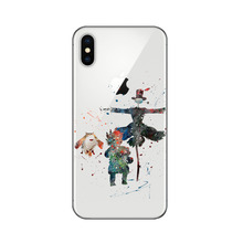 My Neighbor Totoro – Studio Ghibli & Miyazaki Soft Silicone Phone Case For iPhone 7 7Plus 6 6S 6Plus 5 5S 8 8Plus iPhoneX – 2