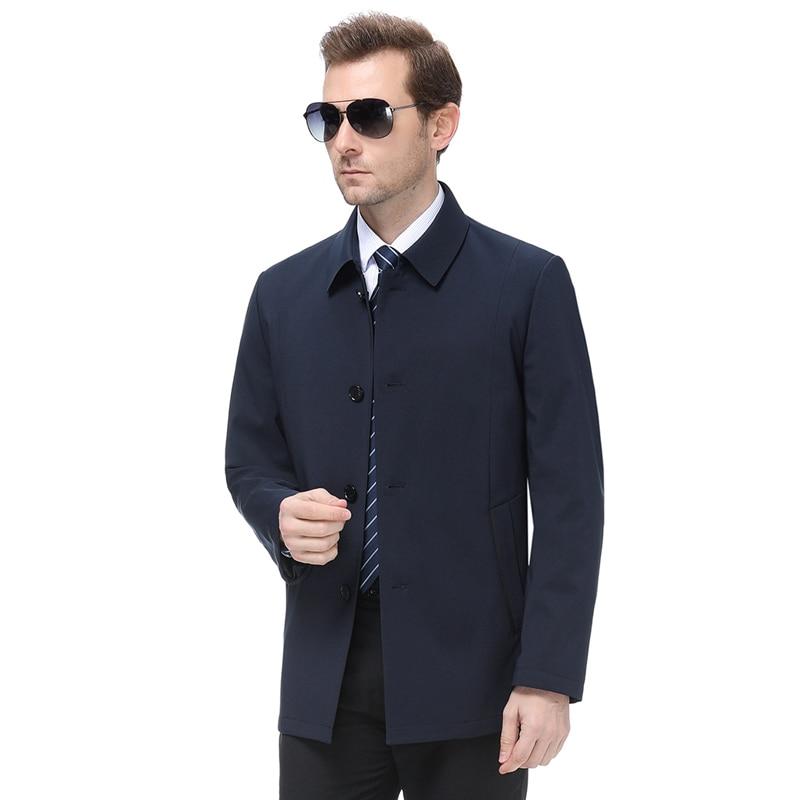 Мужская свободная куртка, Повседневная ветровка, Большие Размеры M 5XL, 2019 - 6