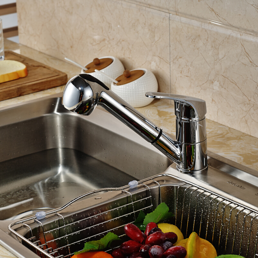 Chrome-Pull-Out-Kitchen-Faucet-Deck-Mount-Brass-Kitchen-Mixer-Washing-Taps-Deck-Mounted-Sprayer-Stream (4)