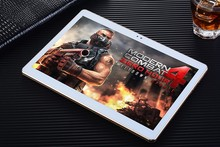 Free shipping 10 inch 3G WCDMA 4G LTE Tablet PC Octa Core 4GB RAM 32GB ROM Dual SIM Cards Android 5.1 GPS Wifi 10.1 +Gifts