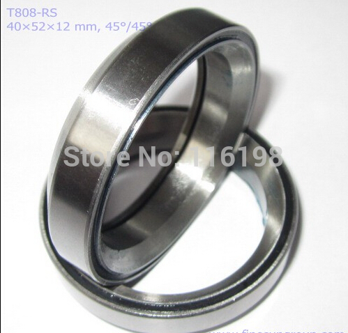 1-1/2 1.5 38.1mm bicycle headset bearing  T808 (40x52x12 45/45) Conical bowl set Peilin repair parts bearing1-1/2 1.5 38.1mm bicycle headset bearing  T808 (40x52x12 45/45) Conical bowl set Peilin repair parts bearing