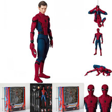 10/15 centímetros Marvel Legends Venom Spider-Man 2 Regresso A Casa O Spiderman PVC Action Figure Coleção Toy Com caixa Retial(China)