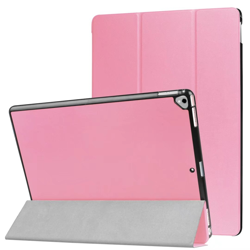 30pcs Ultra Slim PU Leather Cover Case for New iPad Pro 12.9 inch 2017 Tablet + Stylus Pen