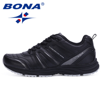 BONA New Typical Style Men Running Shoes Outdoor Walking Jogging Shoes Breathable Sneakers Comfortable Athletic Shoes For Men