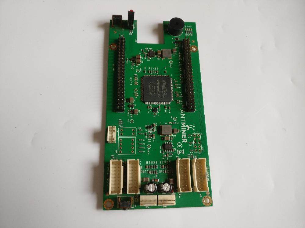 Free shipping Antminer used S5 Data circuit board, S5 IO board,bitcoin miner Parts,S5 Dashboard