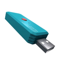 Kablosuz Bluetooth denetleyici adaptörü kablosuz kablolu Usb Gamepad Joycon dönüştürücü nintendo anahtarı Ps4 Ps3 wii u-Pro kontrol