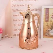 1000ML Traditional Coffee Kettle Teapot Glass Liner Water Kettles Teapots Restaurants Tea Maker Pots Hotel Tool