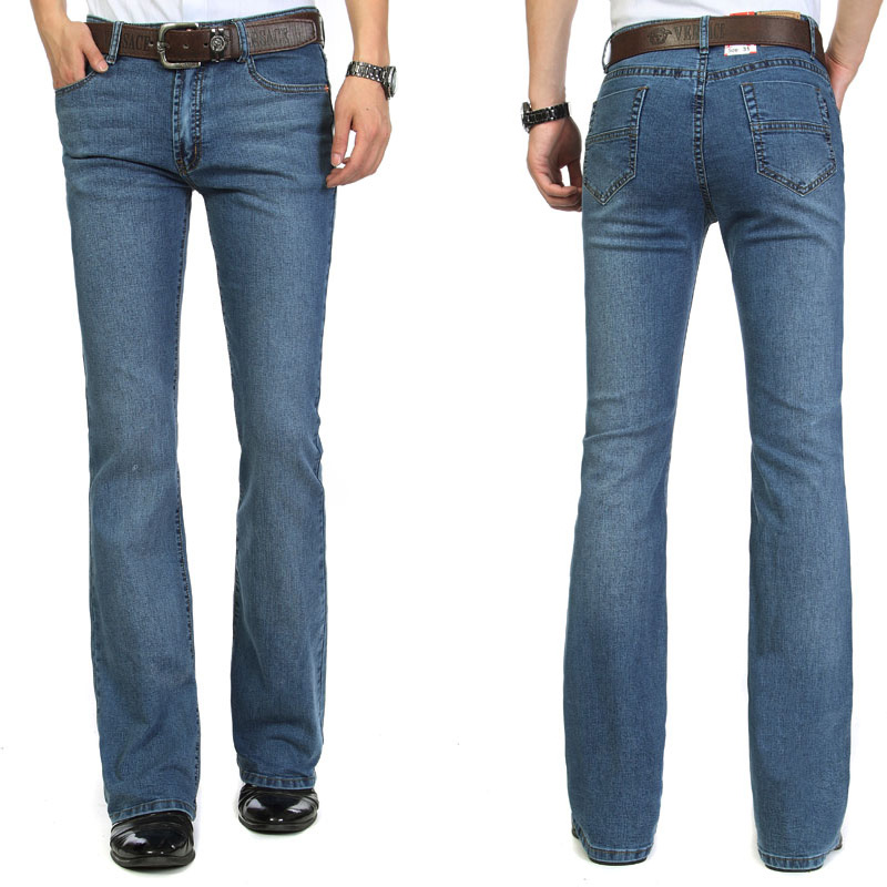 Popular Male Bell Bottom Jeans-Buy Cheap Male Bell Bottom Jeans ...