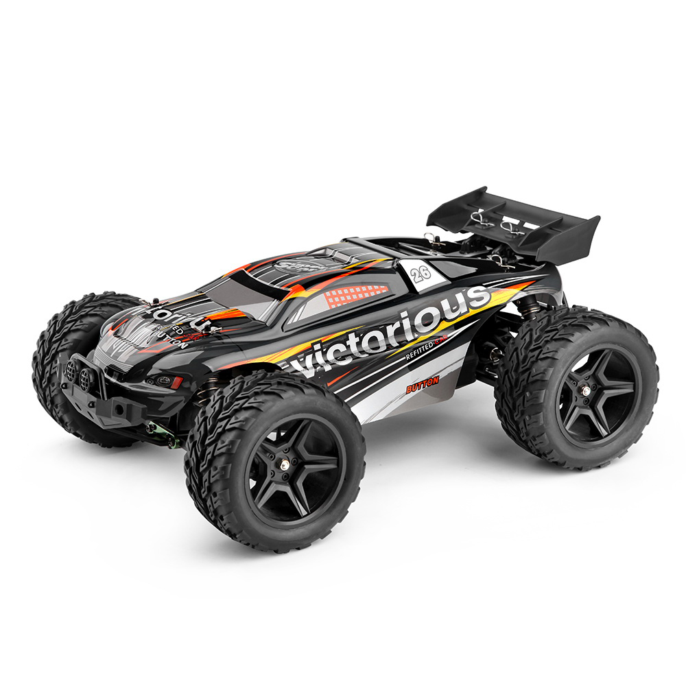 2018 WLtoys Car 1:12 A333 2.4GHz 2WD 35km/h Brushed Electric RTR Monster SUV T ruck RC Car Remote Control Cars Model Vehicle Toy huanqi 739 high speed rc cars 1 10 scale 2 4g 2wd 42km h rechargeable remote control short truck off road car rtr vehicle toy
