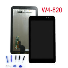 цена на WEIDA 8 LCD Display For Acer Iconia W4-820 LCD Display Touch Screen Assembly Replacement W4 820
