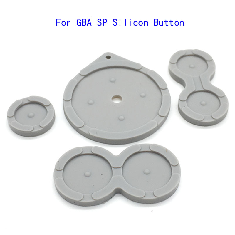 Rubber Conductive Buttons For Nintendo For Game Boy Classic GBA SP Silicone Pads Buttons