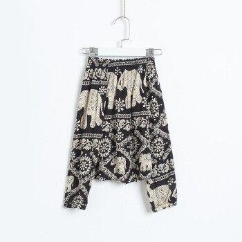 Cute Kids Girls Boy Harem Pants Loose Baggy Boho Beach Casual Lantern Trousers